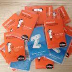 Novozélandské SIM karty